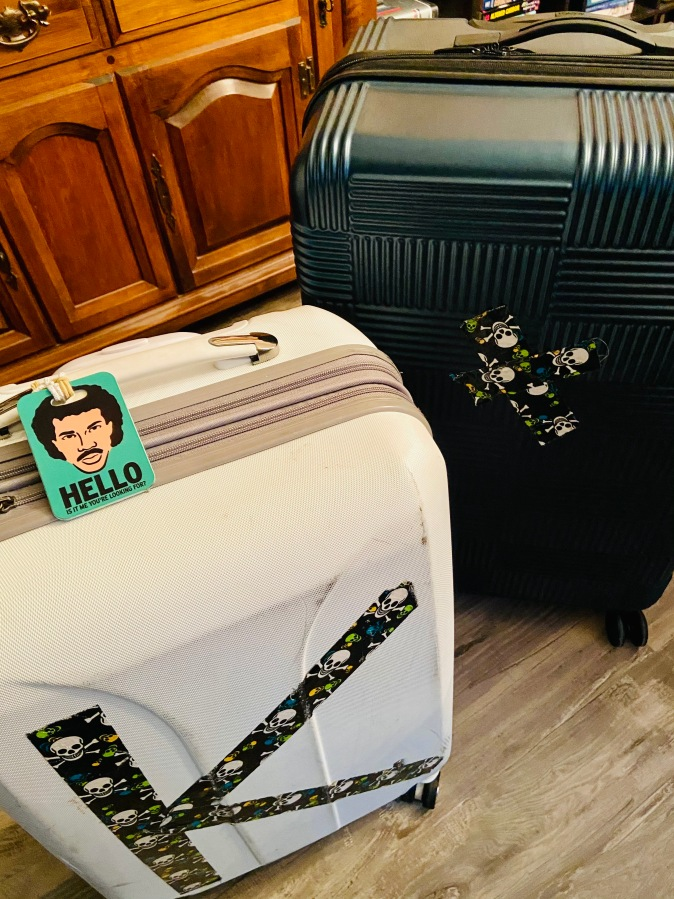 Parenting Hack #1: Suitcase Britches &Booties